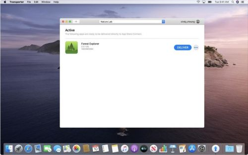 Developer tool Transporter now available on Mac App Store