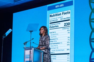 Trump admin. delays Obama-era reboot of nutrition label amid industry pressure