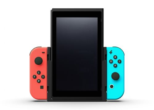 """Flip Grip"" brings classic arcade screen orientation to portable Switch"