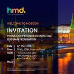 HMD Global sends out invites to May 29 event, new Nokia devices likely coming