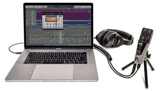 Apogee's new Lightning/USB MiC+ brings world-class quality to your iOS and Mac setup