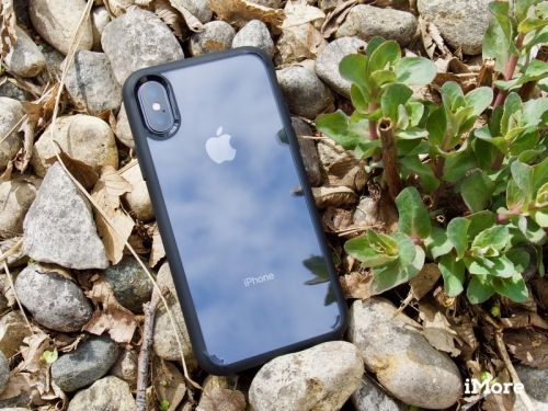 Spigen's Ultra Hybrid for the iPhone X