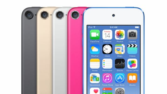 A new iPod could be making an appearance today, the 7th gen iPod Touch