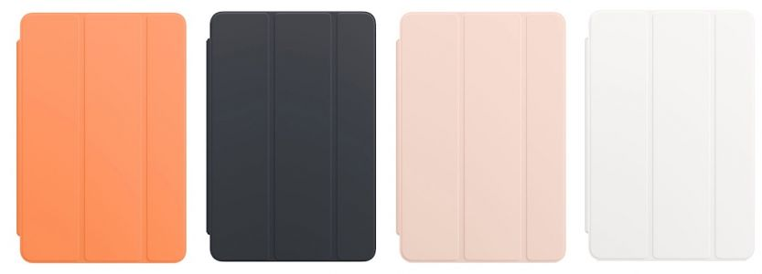 Apple Releases Smart Covers for New iPad Mini and 10.5-Inch iPad Air