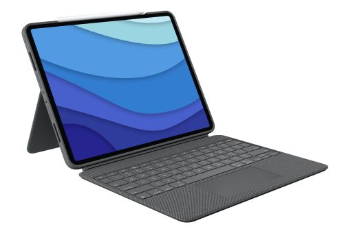 Logitech Launches Combo Touch Keyboard and Trackpad Case for Latest iPads