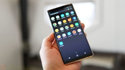 Samsung Galaxy Note 9 Might Come With An In-Display Fingerprint Sensor