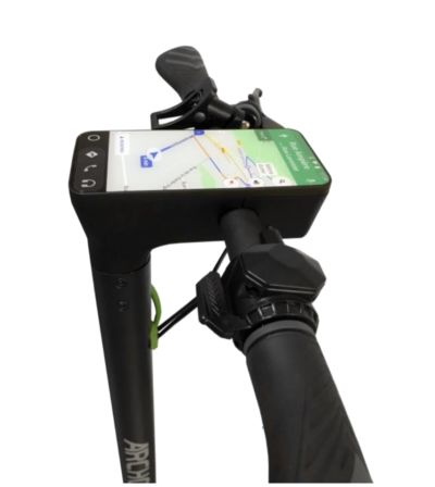 Archos Launches Android Scooter With Handlebar Display