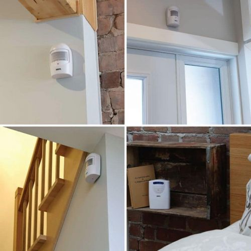 Ideal Security Wireless Motion Sensor Starter Package