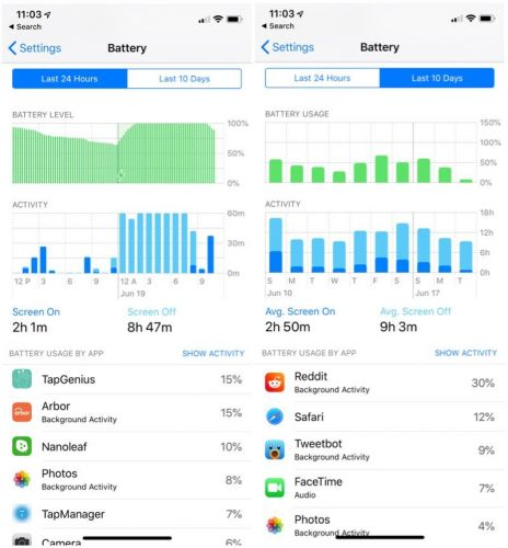 What's New in iOS 12 Beta 2: Screen Time Updates, Battery Usage Tweaks and More