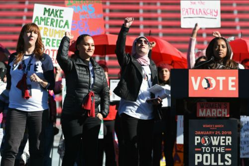 Key Participant at Center of Women's March Story Confirms Anti-Semitic Incident