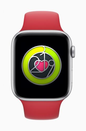 Apple Promotes Heart Health With Activity Challenge and Apple Store Events Throughout February