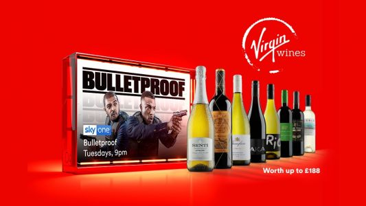 Broadband and booze: Get a free case of wine with Virgin internet deals