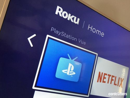 It's not just you - PlayStation Vue is down for some