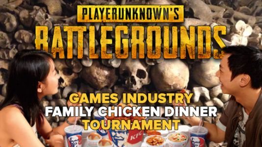 Watch the PUBG Family Dinner VII: 260 power level not required
