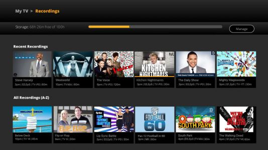 Sling TV's Cloud DVR feature expands to dozens of new devices