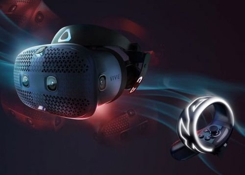 New HTC Cosmos headset unveiled with six inside-out cameras and more