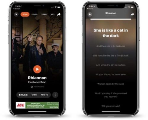 Shazam For iOS Updated With New Interface, Real-Time Lyric Syncing