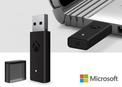 Mini Windows 10 Xbox Controller Wireless Adapter Now Available For $25