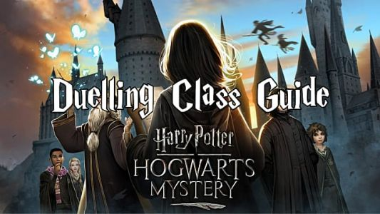 Hogwarts Mystery Duelling Club Guide: How to Beat Opponents and Win