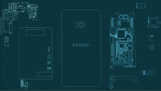 The blockchain-powered HTC Exodus is landing on October 22