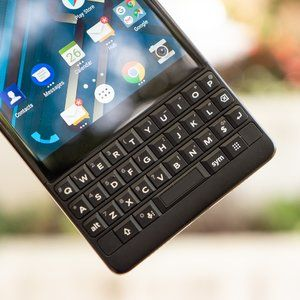 TCL pleased with BlackBerry's performance; focus on enterprise paying off