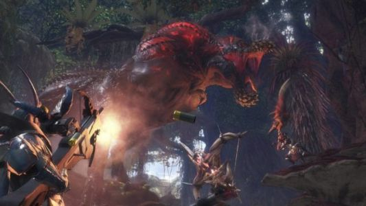 Monster Hunter: World Sales Cross 10 Million Units
