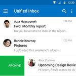 Outlook for Android updated with new navigation bar, other improvements