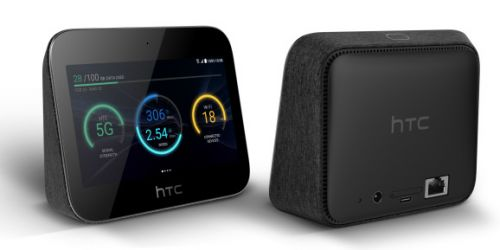 HTC 5G Hub will launch on Sprint's 2.5GHz network in spring 2019