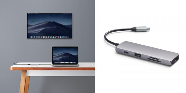 Apple Store selling exclusive Satechi USB-C Multiport Pro Adapter, new Native Union wireless chargers and more