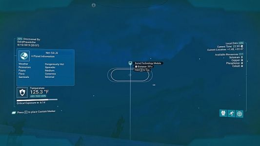 No Man's Sky Salvaged Technology Data: What It's For and How to Find It