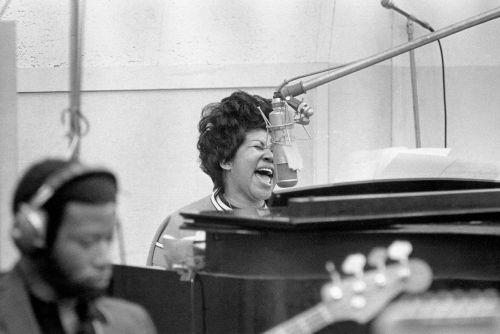 The Spirit of Aretha Franklin