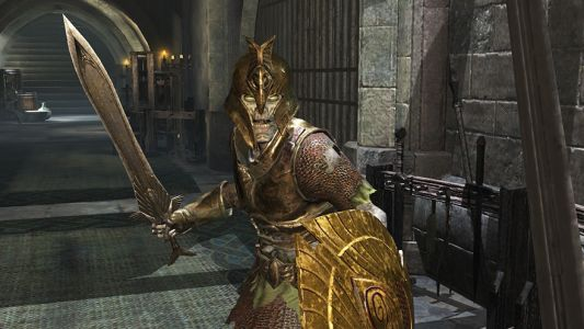 Elder Scrolls: Blades hands-on: Pete Hines talks squeezing Tamriel onto your phone