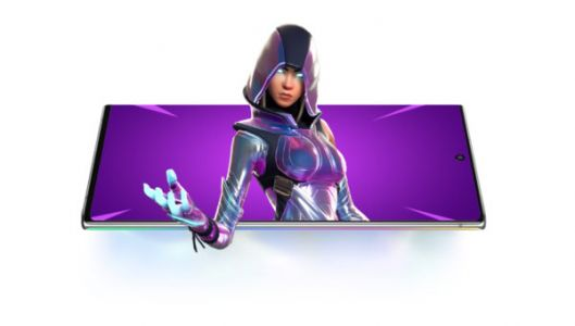 Samsung-exclusive Fortnite Glow Skin & Levitate Emote Now Available