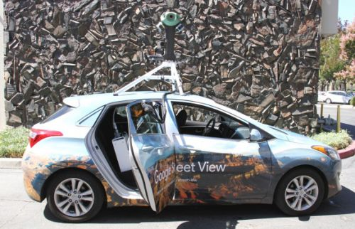 Google and Aclima want to map the world's air pollution with Street View cars