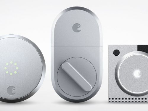 August introduces new products that sense if your door is open or closed