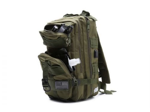 Save 59% On The Fully Loaded Tactical Military Style Backpack