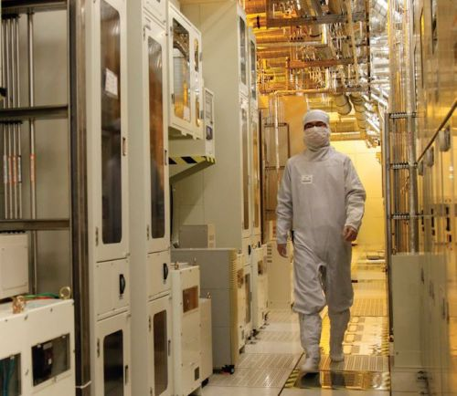 Samsung to Invest $115 Billion in Foundry & Chip Businesses by 2030