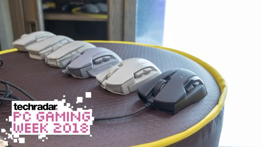 Corsair on getting serious about gaming mice