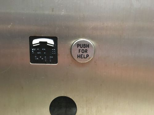A telemarketer called my elevator