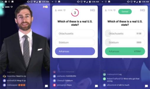 HQ Trivia removes the $20 limit to cash out your winnings