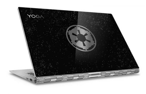 Lenovo's Yoga 920 comes in Star Wars Rebel and Imperial designs