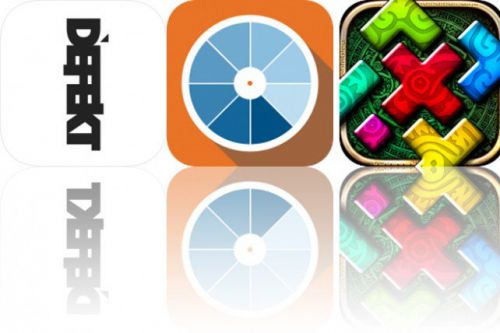 Today's Apps Gone Free: D'efekt, RAL and Montezuma Puzzle