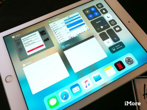How to turn off WiFi or Bluetooth on iPhone and iPad in iOS 11