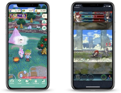 Nintendo Planning Major Update for Fire Emblem Heroes and 'Broadening the Scope' of Animal Crossing: Pocket Camp