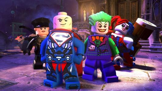 Play the role of villain in LEGO DC Super-Villains for Nintendo Switch