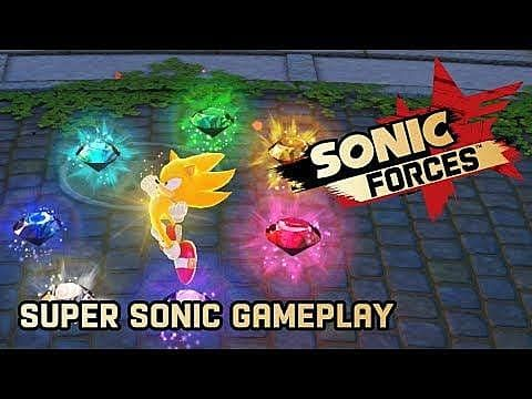 Super Sonic Rumored for Upcoming Sonic Forces DLC