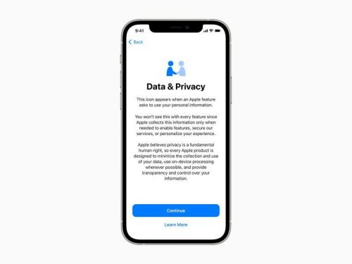 Apple warns developers about upcoming AppTrackingTransparency launch