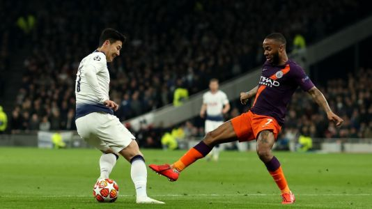 Man City vs Tottenham live stream: how to watch today's Champions League online from anywhere