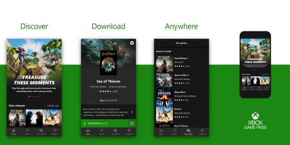 Microsoft is Releasing a Xbox Game Pass App and You Can Sign Up for The Beta