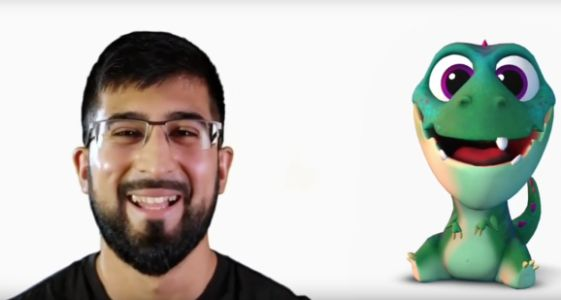 SwiftKey now lets you send 3D animated animal emojis that mimic your facial expression